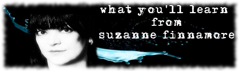 what you will learn from Suzanne Finnamore